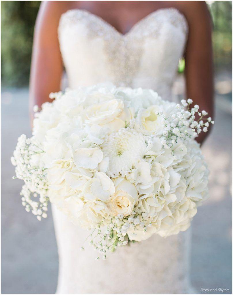 50s wedding decoration ideas  Wedding floral bouquet by SLH Event Company  oryandrhythm