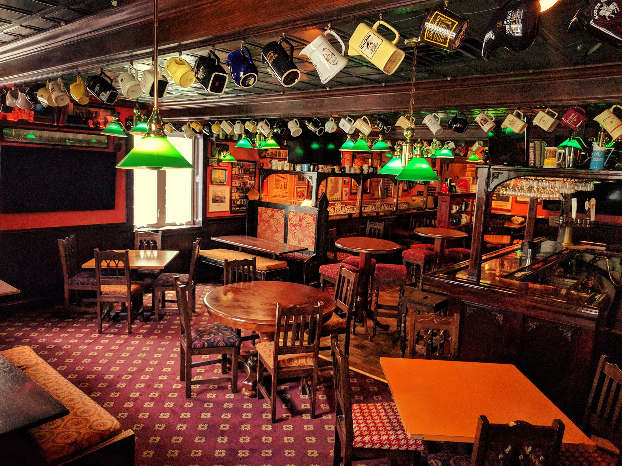 Moriarty S Irish Pub Irish Pub Interior Irish Pub Pub