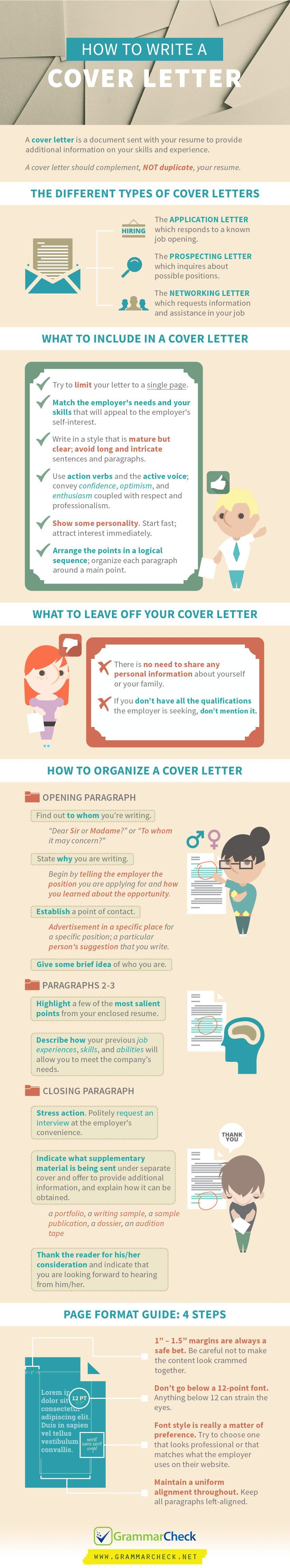 Free Education For All How To An Excellent CoverLetter  Source