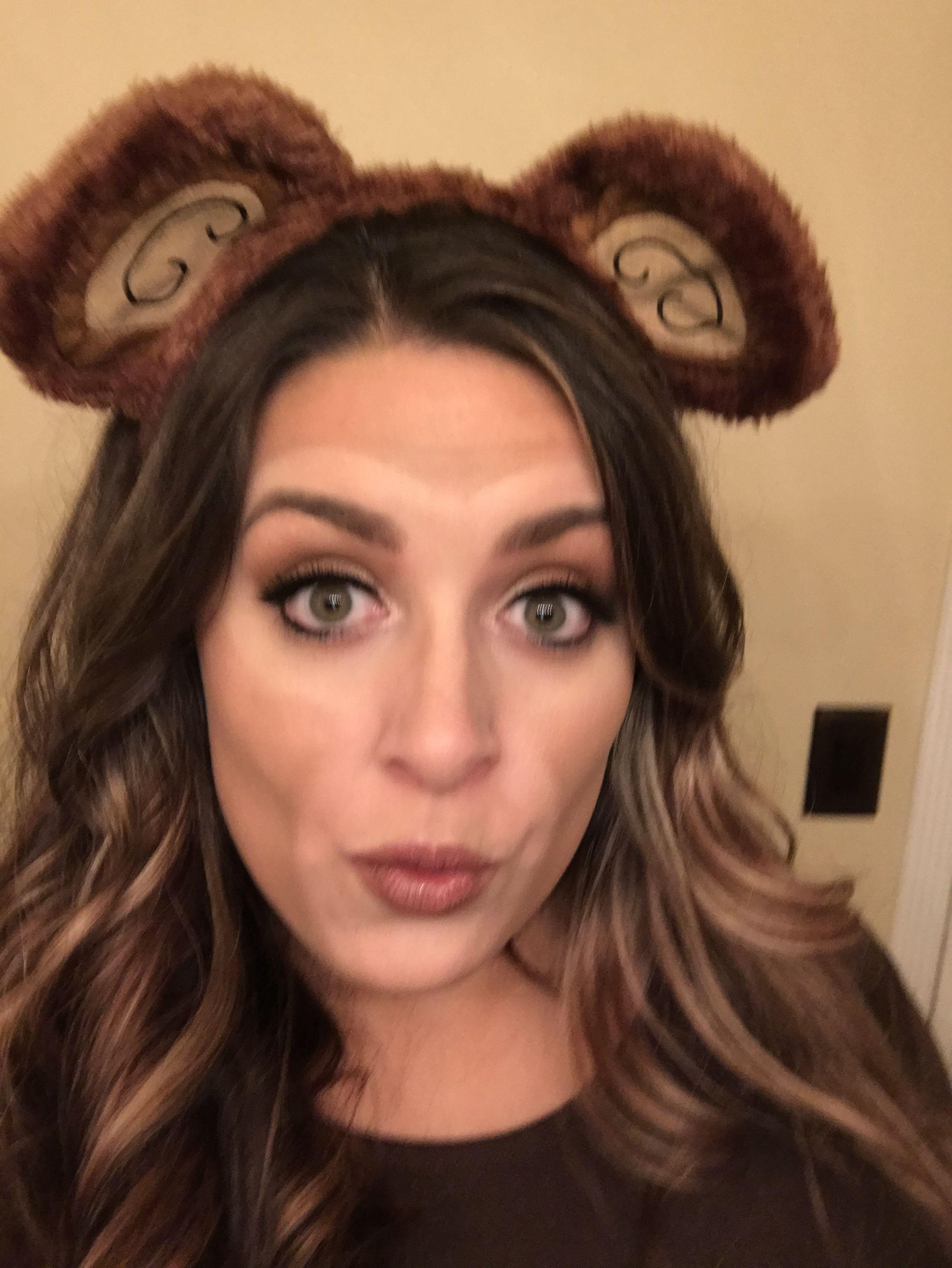Monkey Halloween Makeup  Halloween In 2019  Diy -7623