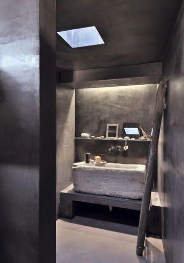 Maison d\u0027architecte, construction neuve  les plus belles Salles - cout installation plomberie maison neuve