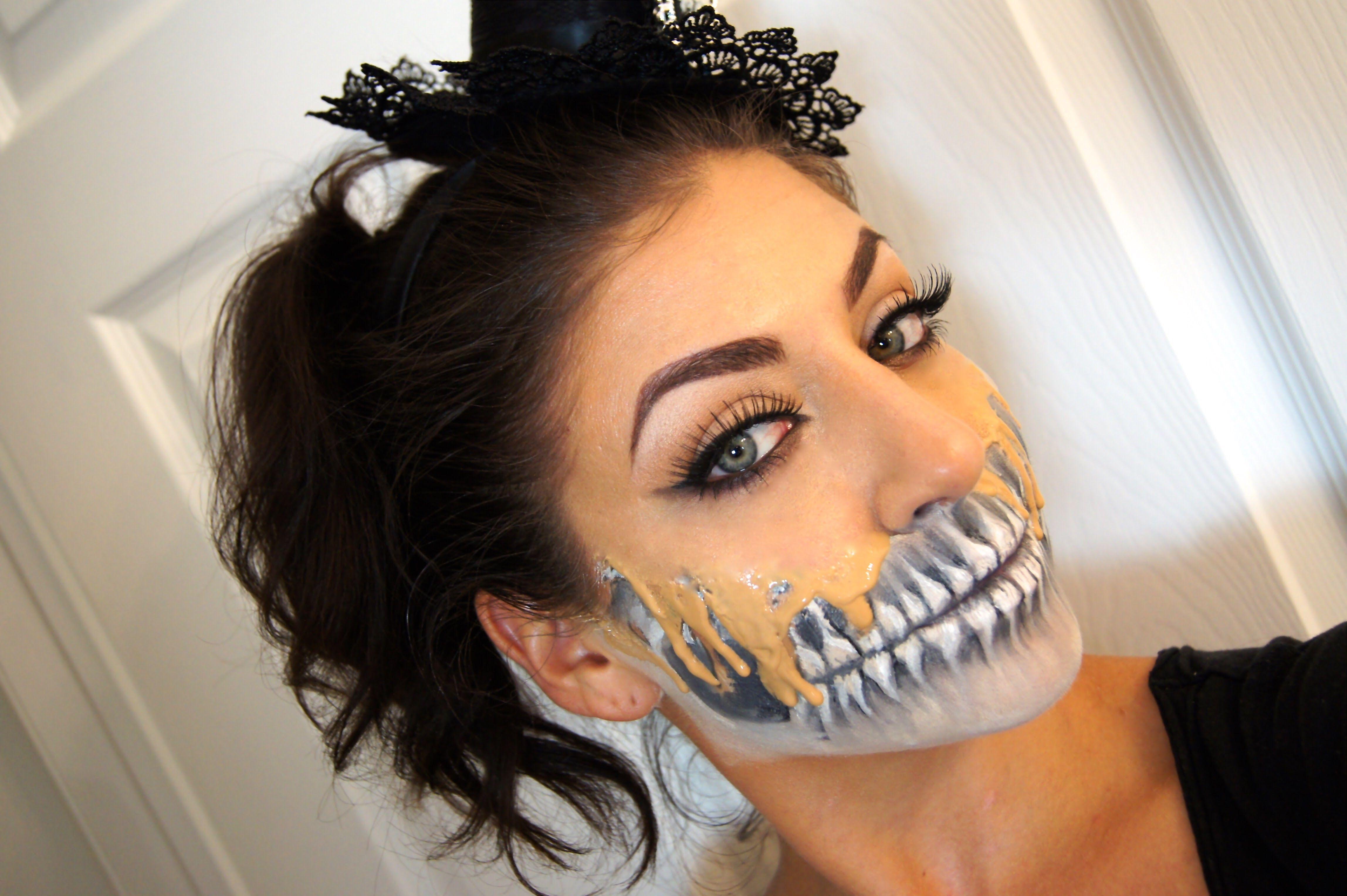 SFX makeup by Alyssa DelTorre