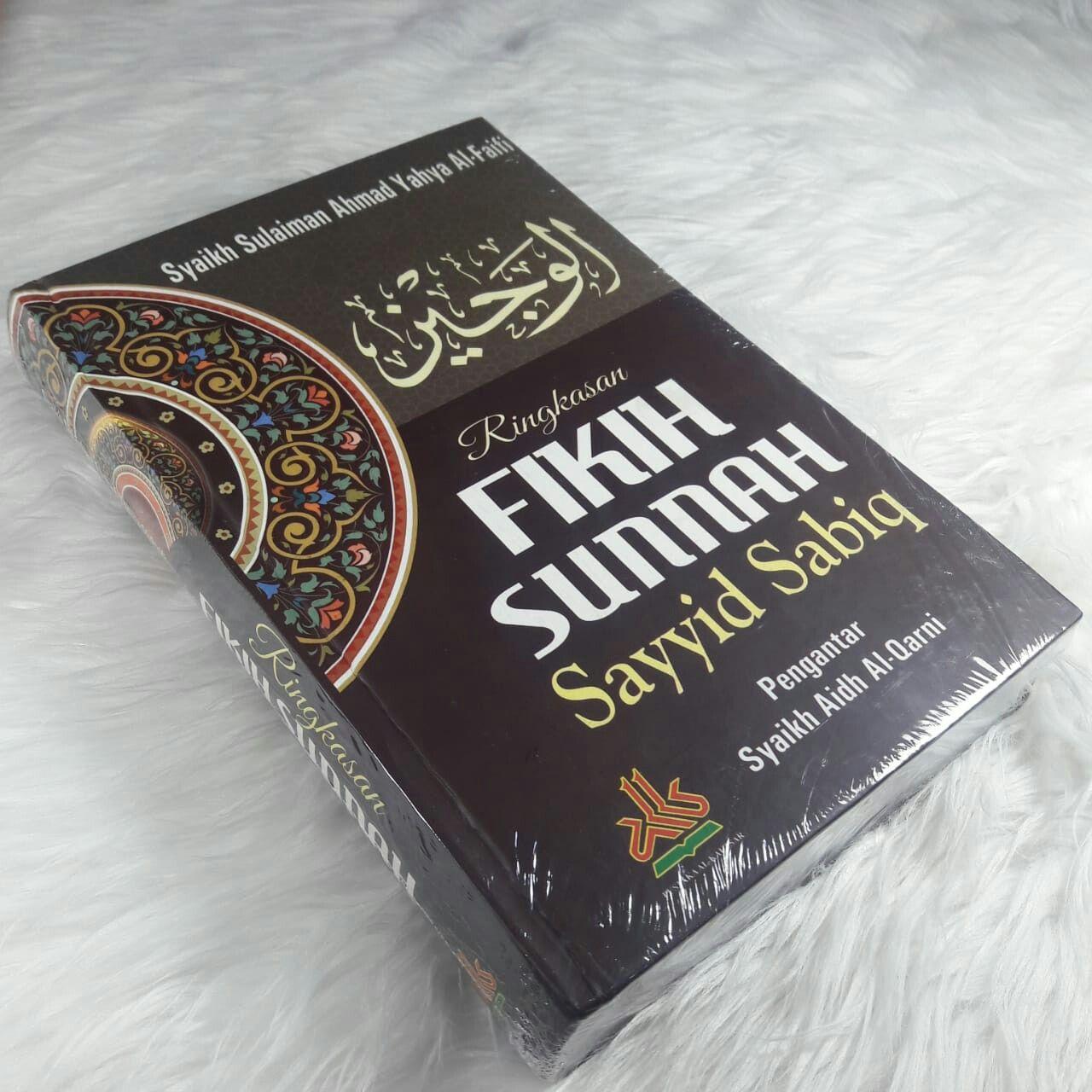 Ringkasan Fikih Sunnah Sayyid Sabiq Penulis Syaikh
