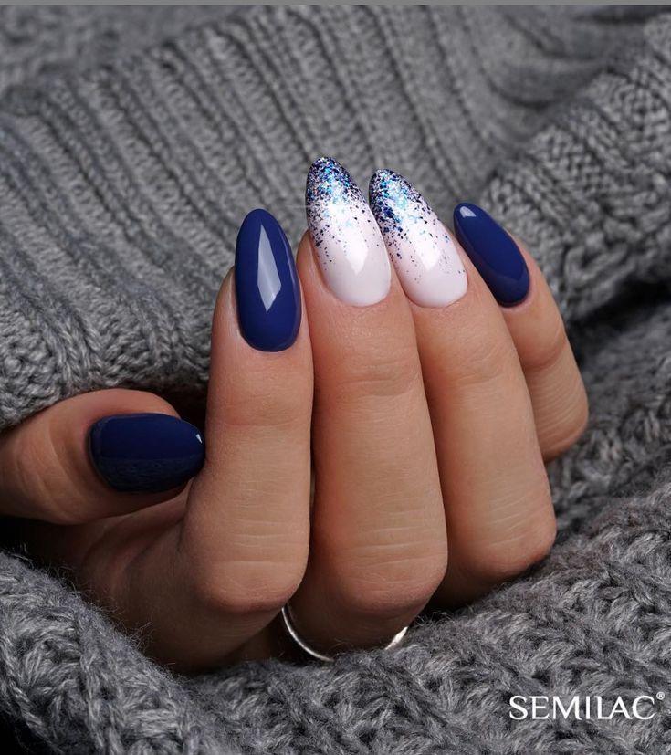 100 Trendy Natural Short Acryl Mandelnägel Design für Spring Nails Color Ideas – Welcome to Blog