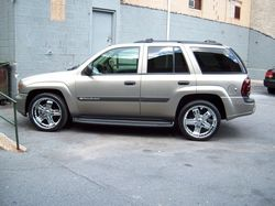 Chevy Trailblazer Driver Side Chevy Trailblazer Chevrolet Trailblazer Cars Trucks