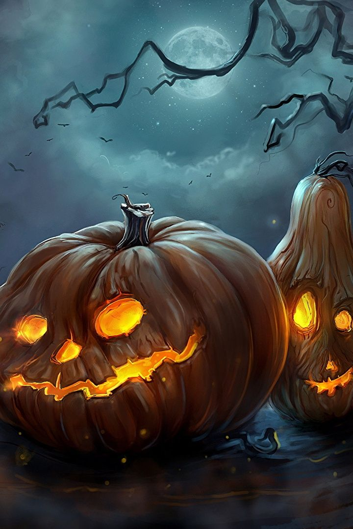 HD Wallpaper Halloween For iPhone 8 - Best iPhone ...