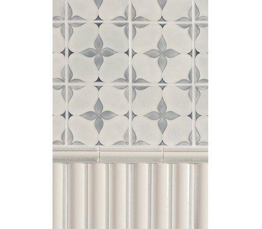 Pratt Larson Motif Glazed Ceramic Tile Kitchen remodeling