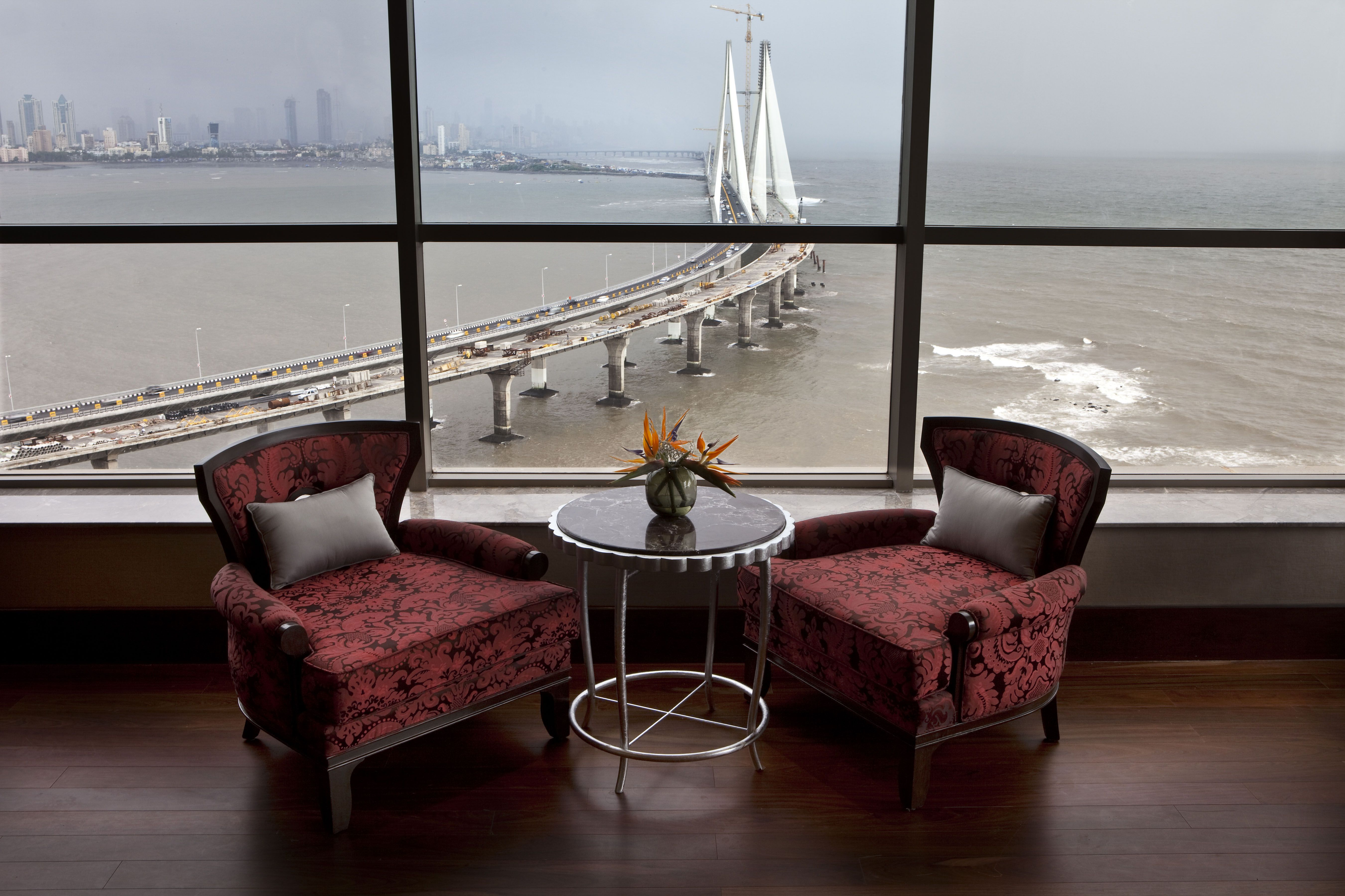 The Chambers Is An Exclusive Business Club At Taj Lands End