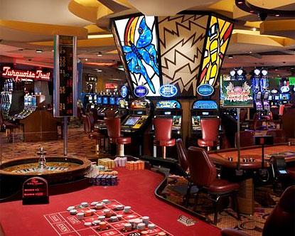 Buffalo Thunder Resort and Casino