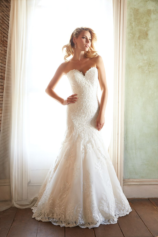 Mermaid Bride Lace