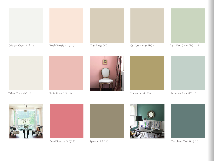 Benjamin Moore Color Trends 2014 Trending Paint Colors Benjamin Moore Colors Paint Trends