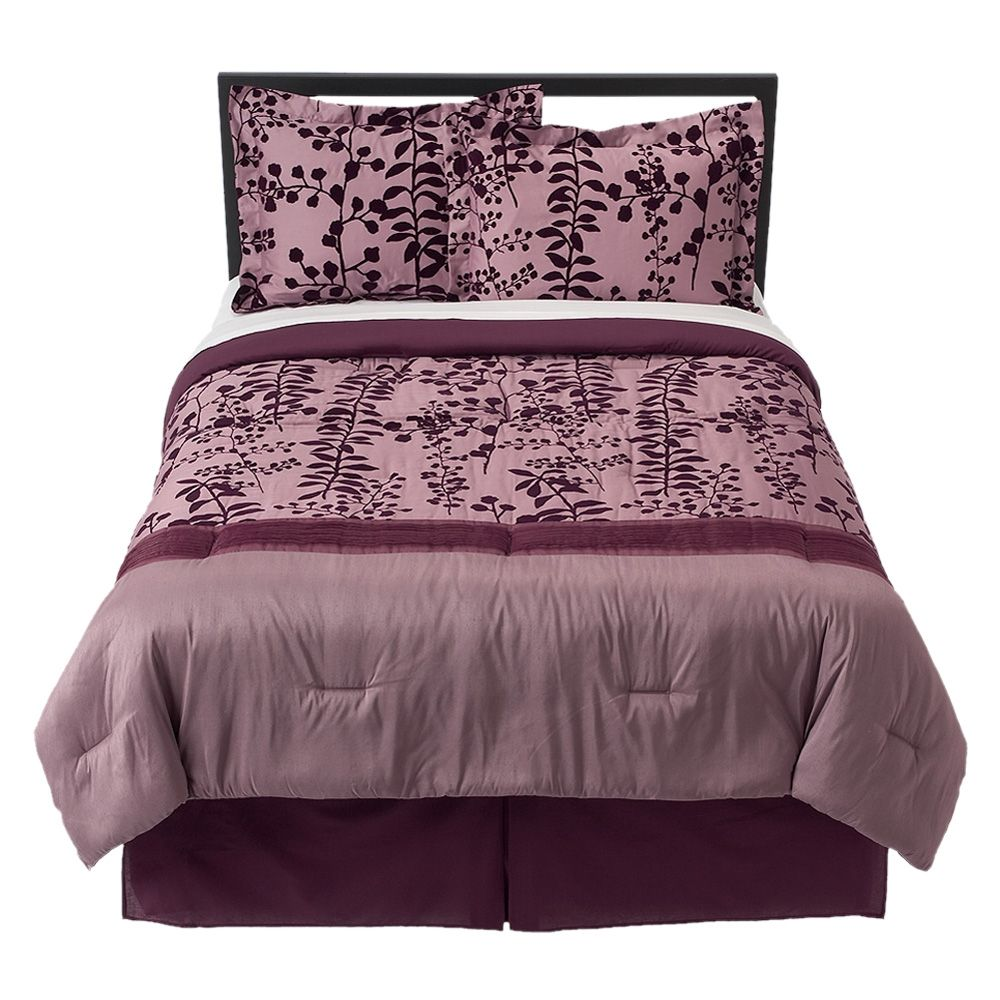 bedroom,classy comfortable bed set design with stylish twilight