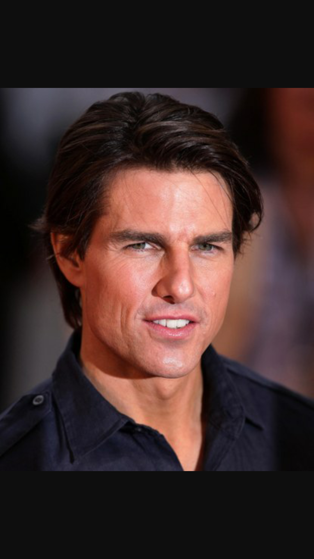Pin Di Sabine Wdh Su Tom Cruise Attori