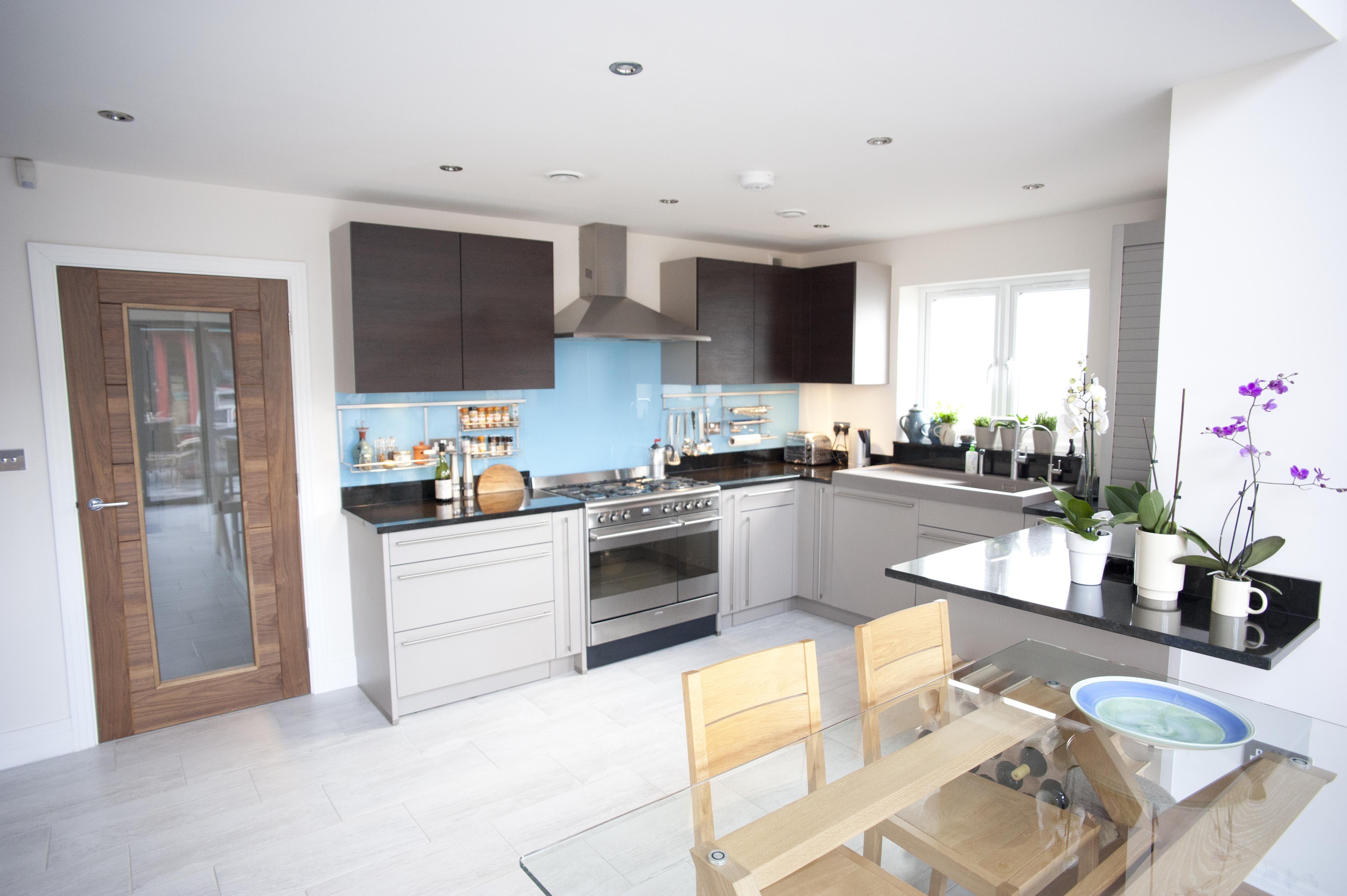 Nolte Kitchens | Pinterest | Cheshunt FC, Glass splashbacks and Kitchens