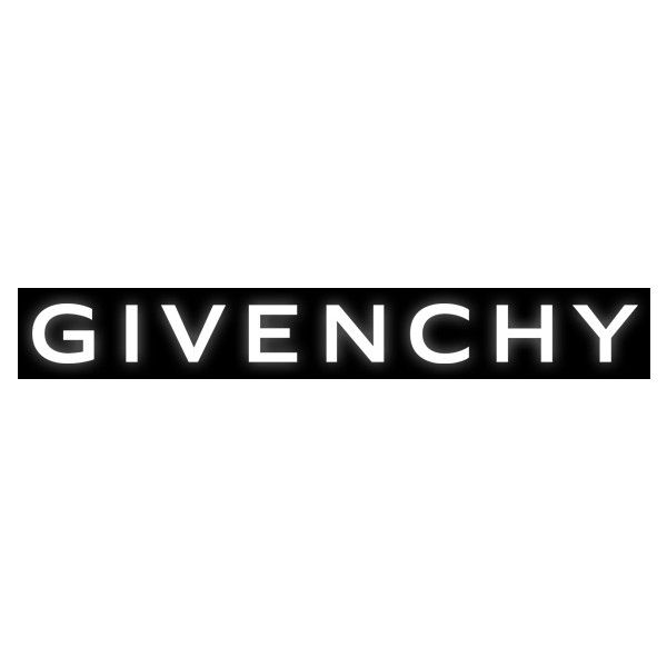 Givenchy Logo Iphone Wallpaper Liked On Polyvore Featuring Text Logo Fillers Words Backgrounds Quotes Magazi Givenchy Logo Givenchy Wallpaper Logo Word