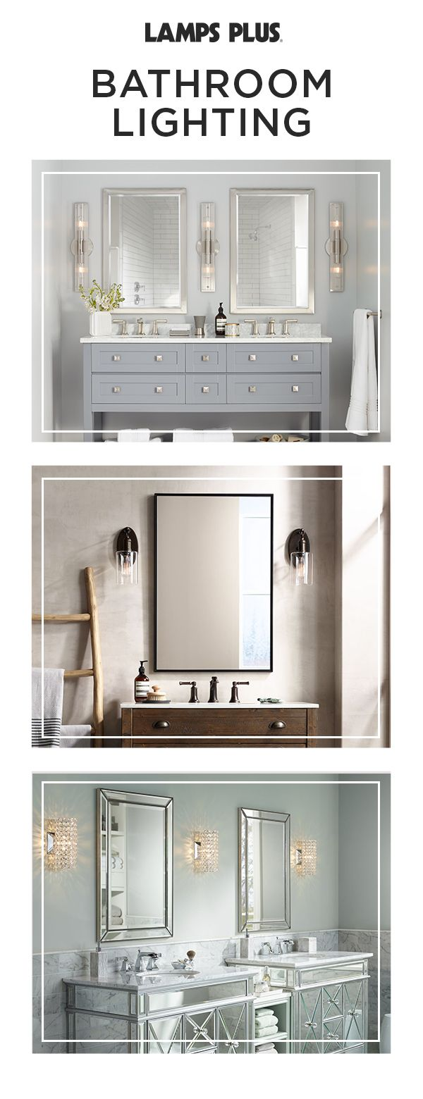 Free Shipping On Our Best Selling Bathroom Lighting Fixtures Shop 1000 S Of Designs From Modern Br Best Bathroom Designs Bathroom Lighting Bathroom Light Fixtures