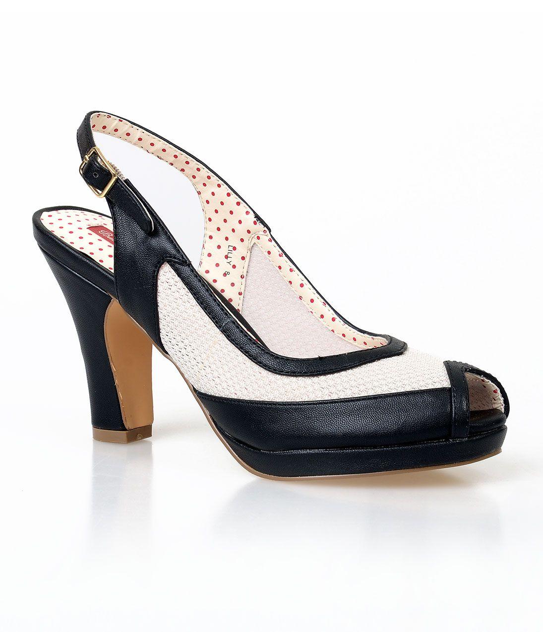 peep toe pumps, Black high heel pumps