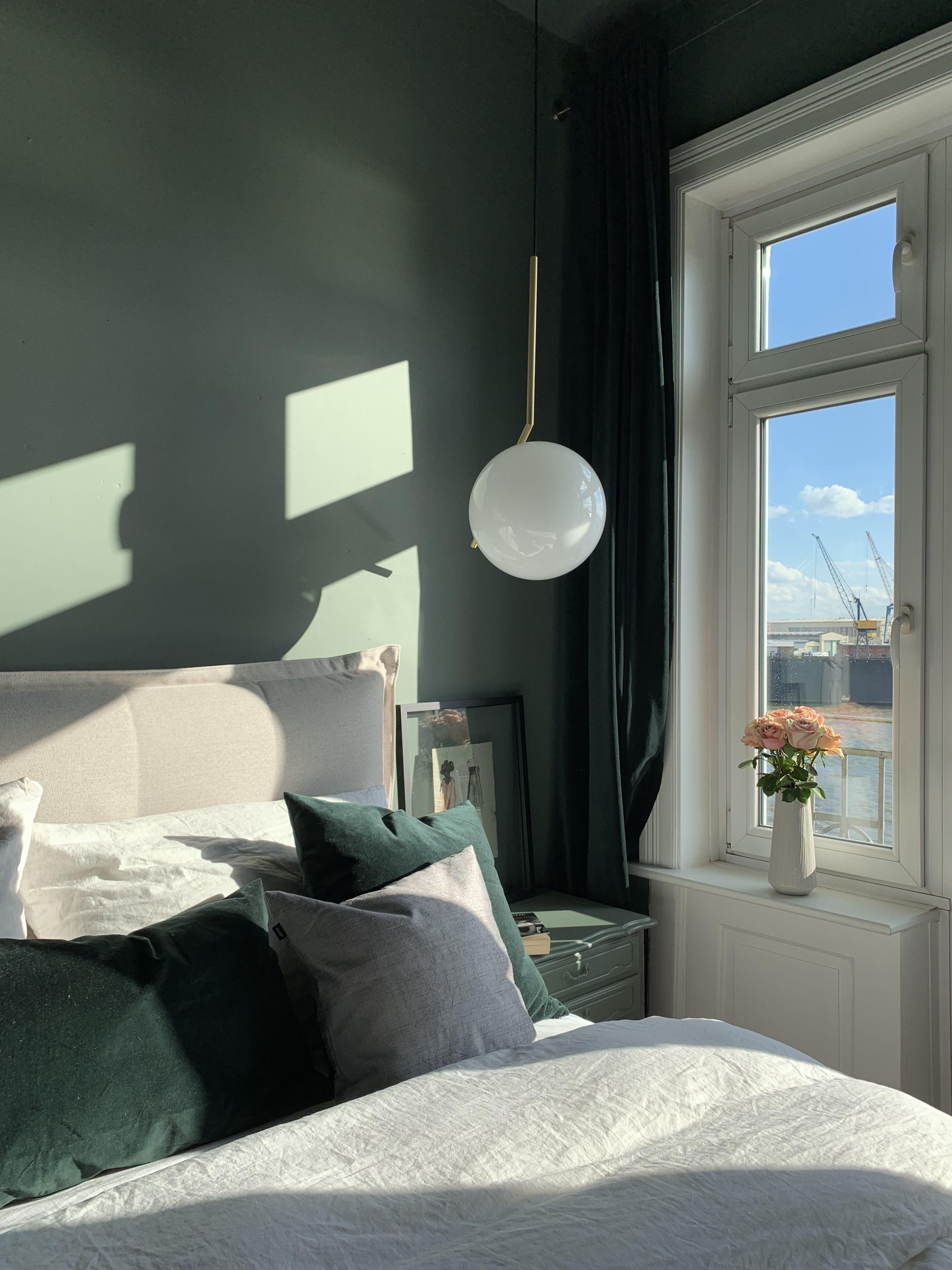 Schlafzimmer In Farbe
