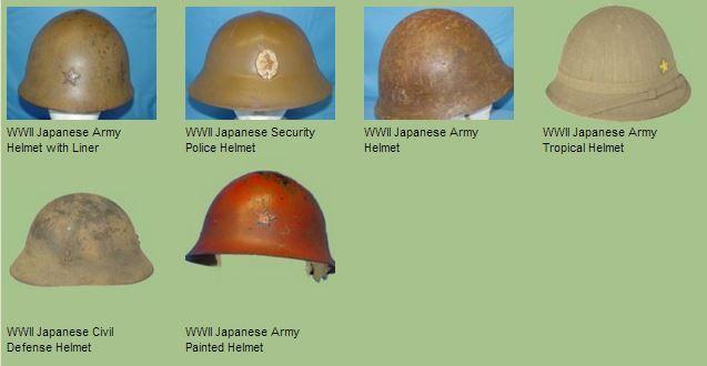 Military Japanese Wwii Military Helmets Www Quanonline Co Military Helmets Army Helmet Japanese Uniform