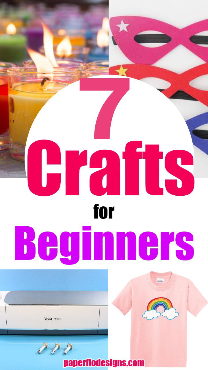 Photo of 7 Crafts for Beginners