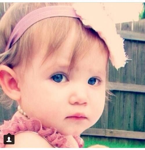 Baby Judith Played By Twins Tinsley Anniston Price My Favorite