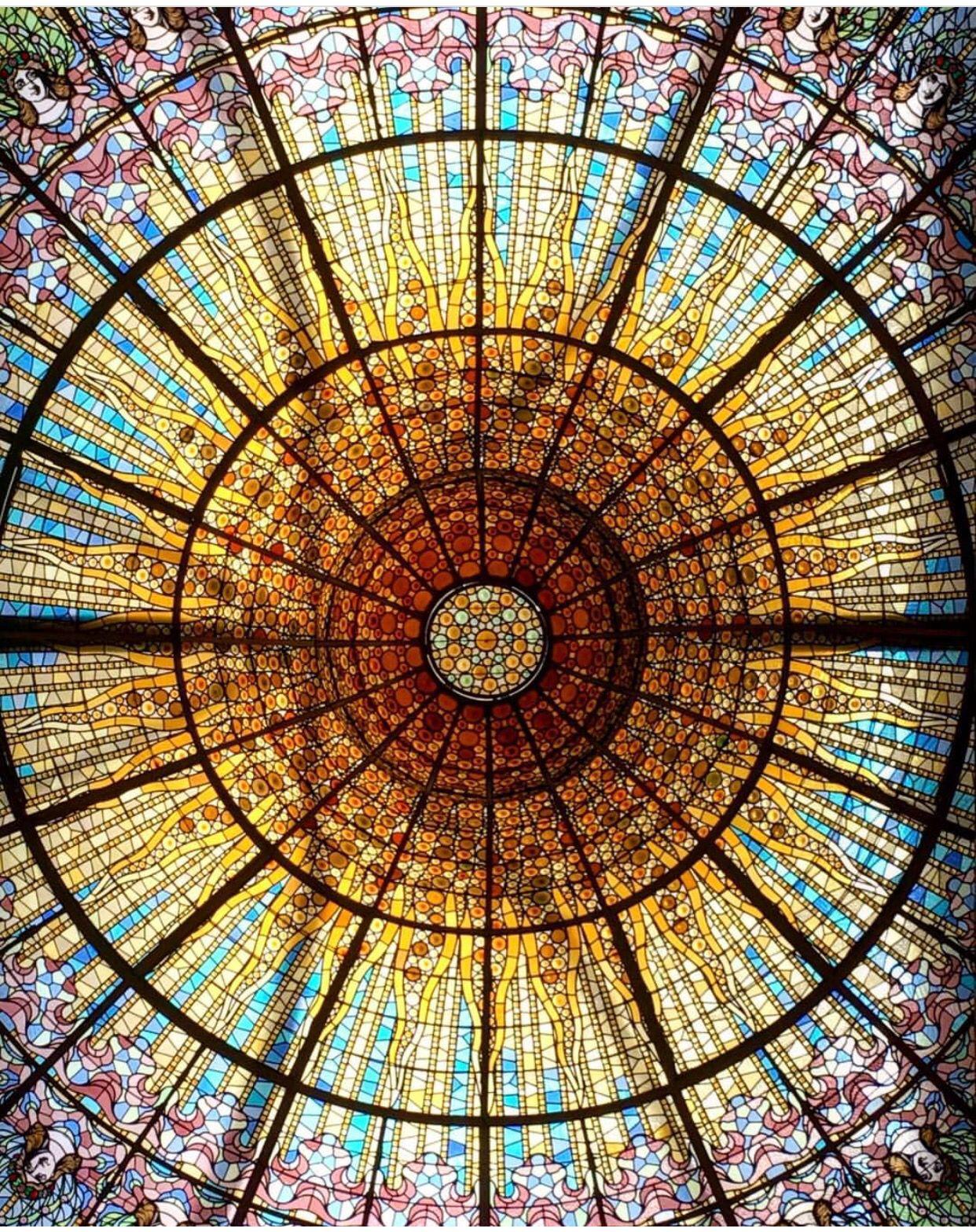 Palau de la música catalana by Juampi*