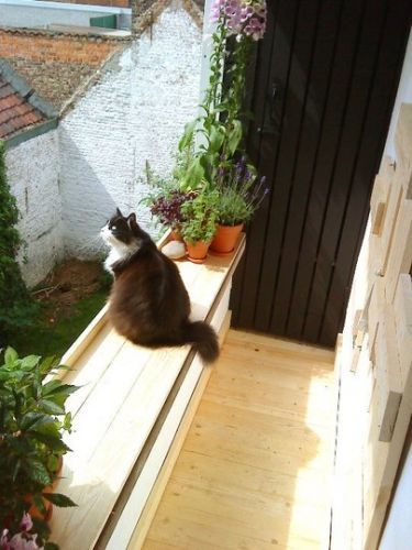 Good Ideas For You | Utilizing Small Balcony