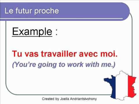 French Lesson 50  Le Futur Proche (the Near Future Tense)  Francais  Lecons  French Lessons