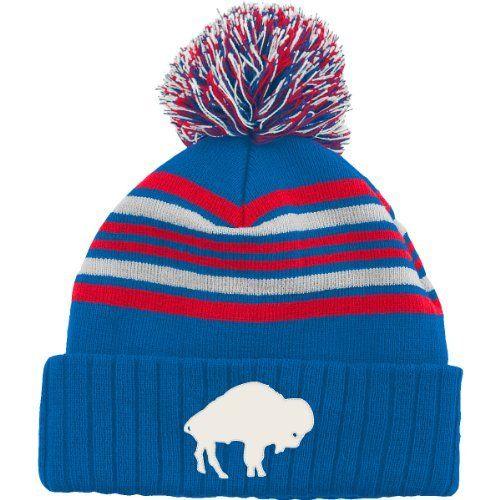 a8574594d NFL Buffalo Bills Youth Retro Cuffed Knit Hat - Royal Blue by Football  Fanatics.  17.95