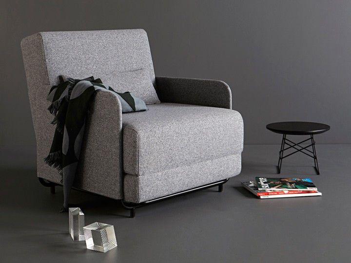 FLUXE Sessel Wohnzimmer Gästebett Mit Armlehnen   Innovation