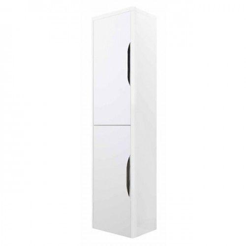 Wall Mounted Tall Cupboard Mm Brand Premier Bathroom - Premier bathroom collection