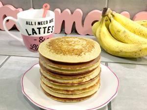 Pancakes sans sucre et sans graisses, une merveille ! • Hellocoton.fr