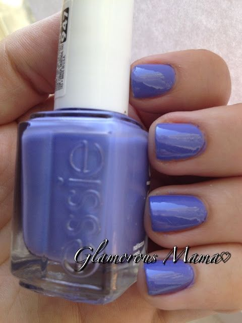 Essie Boxer Shorts - because I can\'t have enough shades of purple ...