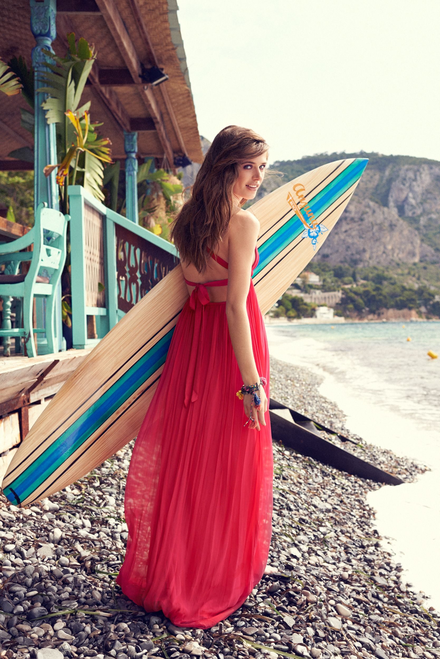 Wiki maxi dress from By Malina Spring/Summer 2015 Collection La ...