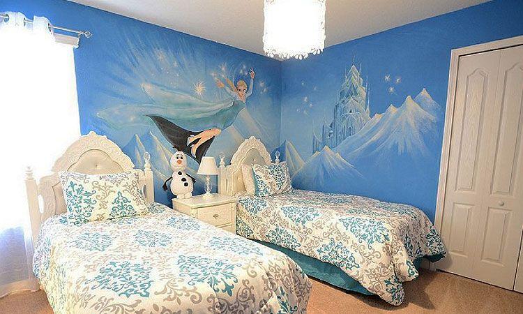 Decoraci n frozen para habitaciones infantiles decoracion decoracion recamara decoracion - Dormitorios infantiles tematicos ...