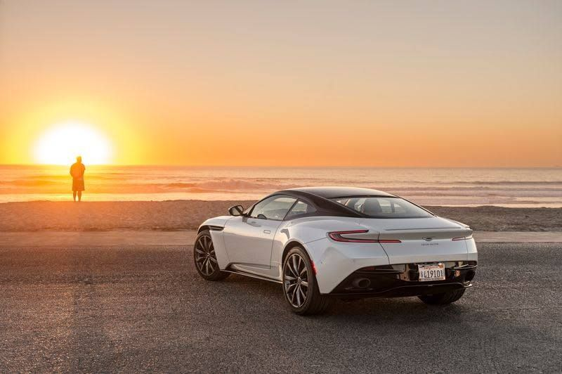 Aston Martin Newport Beach The Only Impossible Journey Is The One - Aston martin newport beach