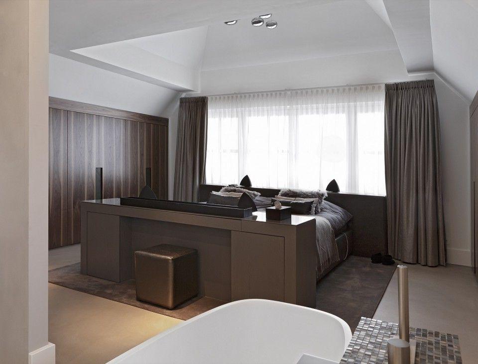 Moderne woonkamer inspiratie woning luxe doors en