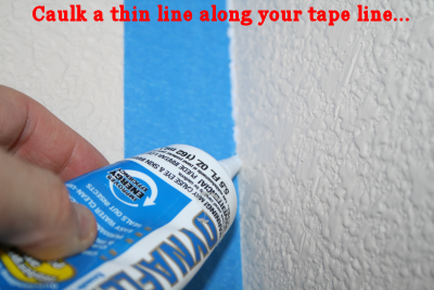 Getting Clean Paint Lines With Textured Walls Pinterest Painting