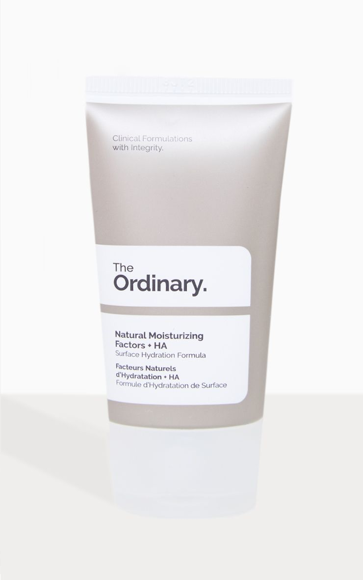 The Ordinary Natural Moisturizing Factors Ha 30ml The Ordinary Natural Moisturising Factors Shea Moisture Products Skin Protection