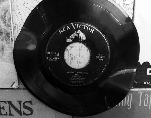 Vintage 45 Rpm Record Free Stock Photo Rare Vinyl Records Vinyl Records Used Vinyl Records