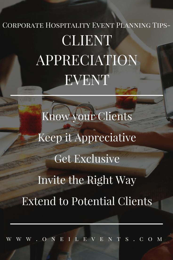 Client Event Invitations Client Event Invitations Client