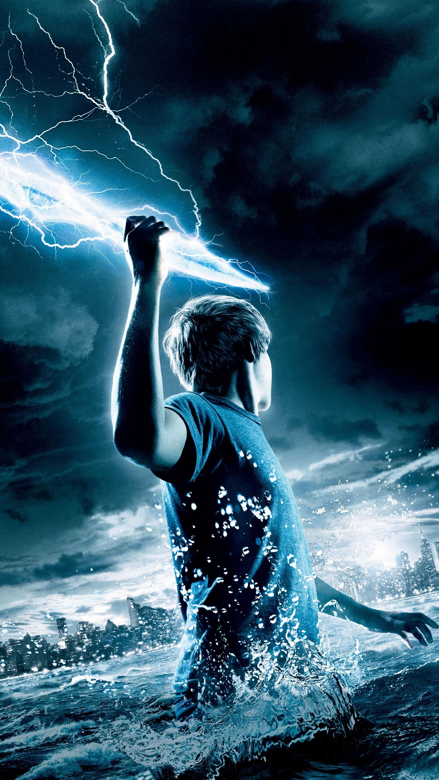 Percy Jackson Amp The Olympians The Lightning Thief