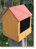 Best Liven Up A Kitset Wooden Bird Feeder With Resene 400 x 300