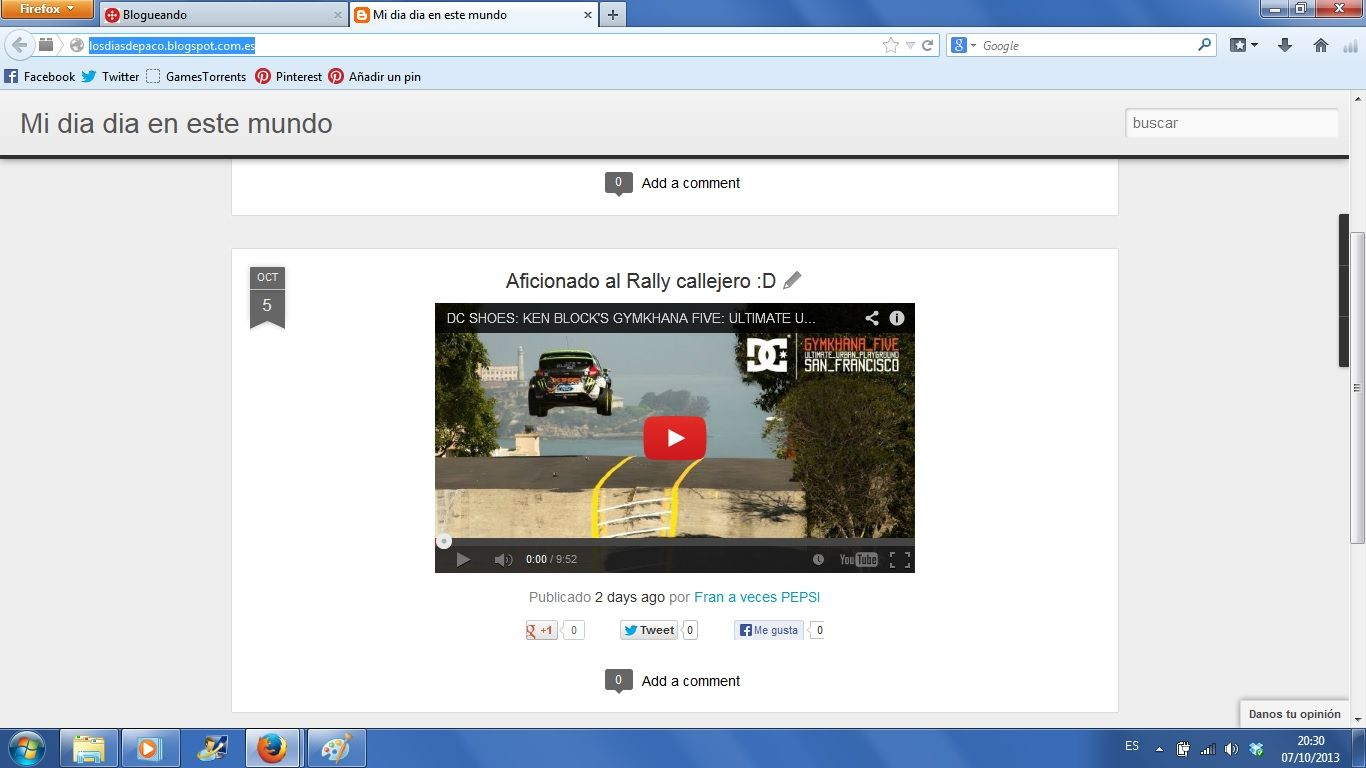 http://losdiasdepaco.blogspot.com.es/