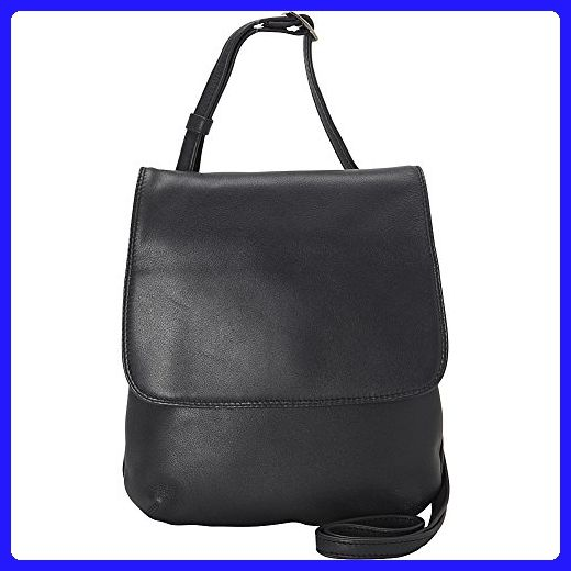357d5677c7ce Derek Alexander NS Half Flap Shoulder Bag (Navy) - Shoulder bags ( Amazon