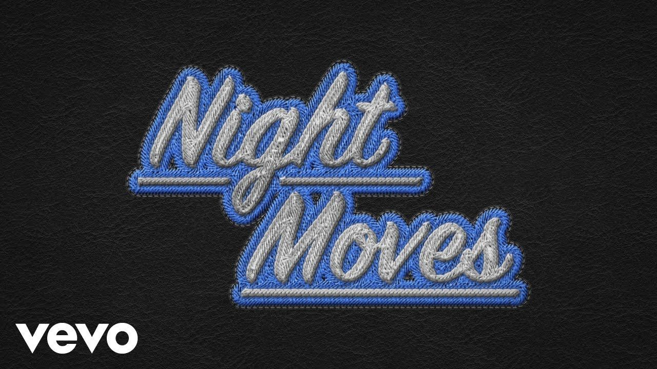 Bob Seger The Silver Bullet Band Night Moves Lyric Video Youtube In 2020 Night Moves Bob Seger Oldies Music