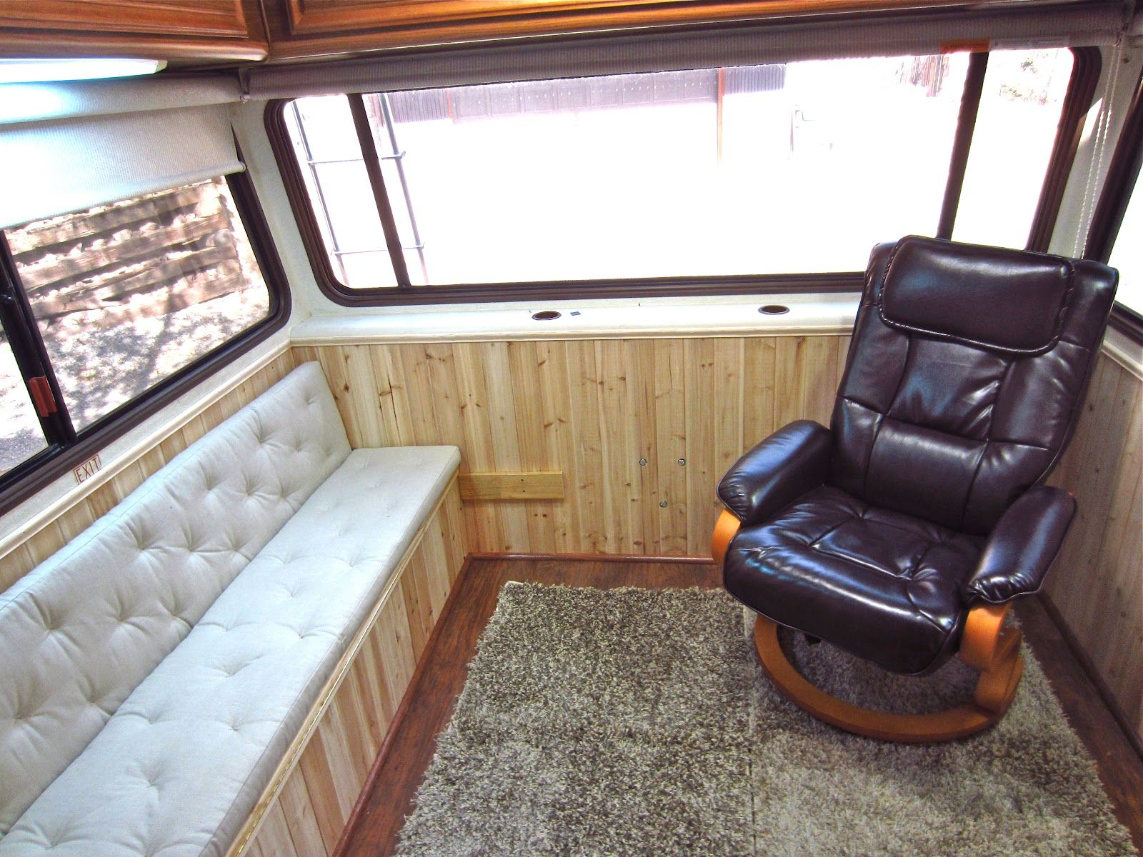 Box Canyon Blog  com: A Lazy Daze RV Remodel Update