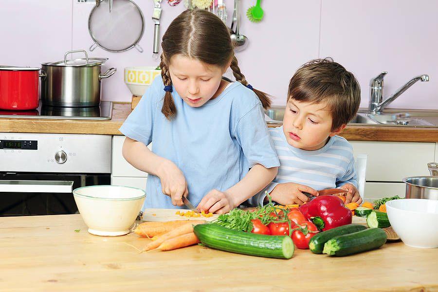 ist das okay wenn kinder vegetarier werden