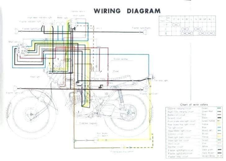 Xs1100 Wiring Diagram   Wiring Diagram on