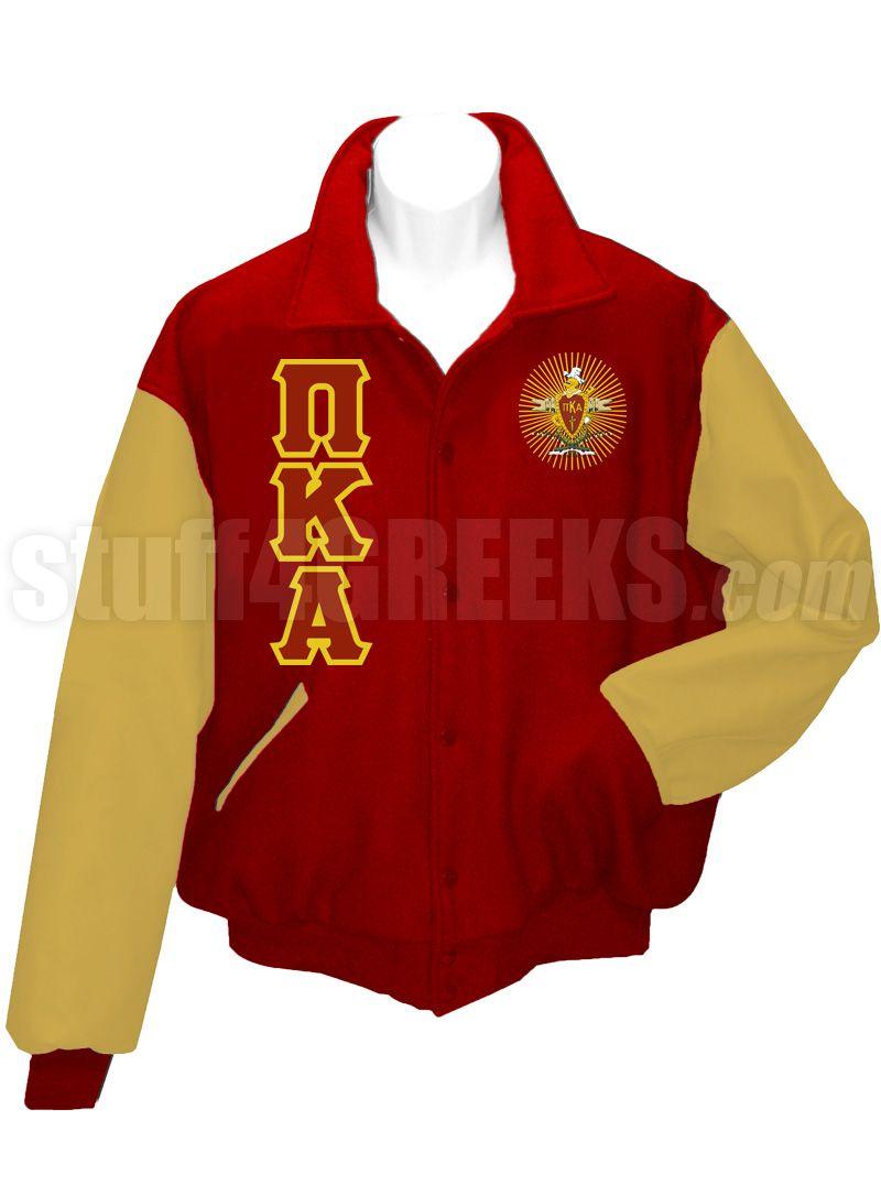 pi kappa alpha jacket